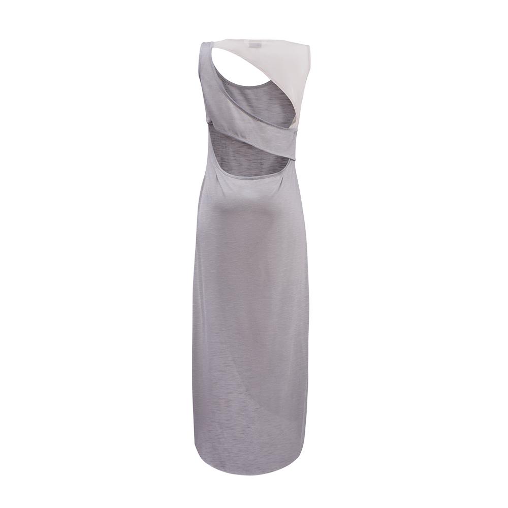 Vestido Lirio Gris