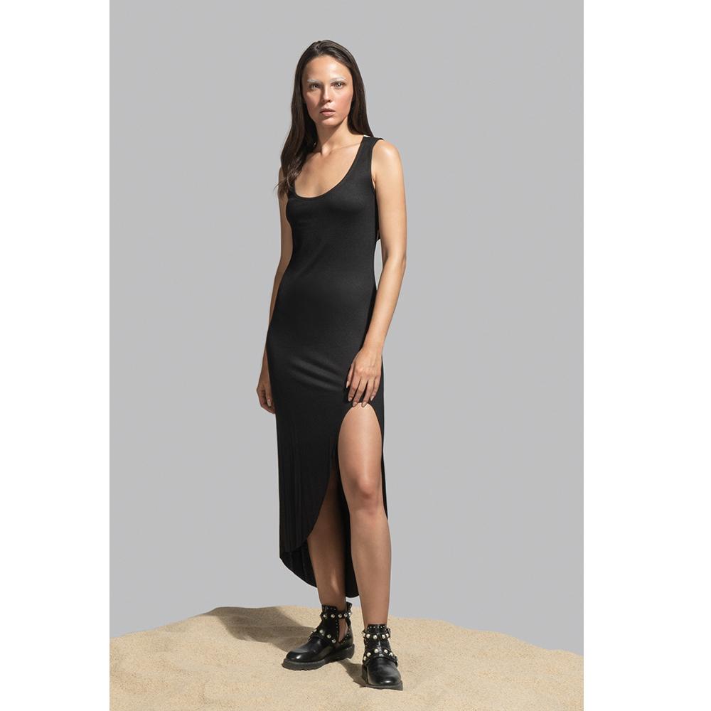 Vestido Lirio Negro